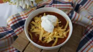 Easy Meaty Chili Recipe