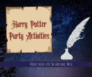 Harry Potter Activities